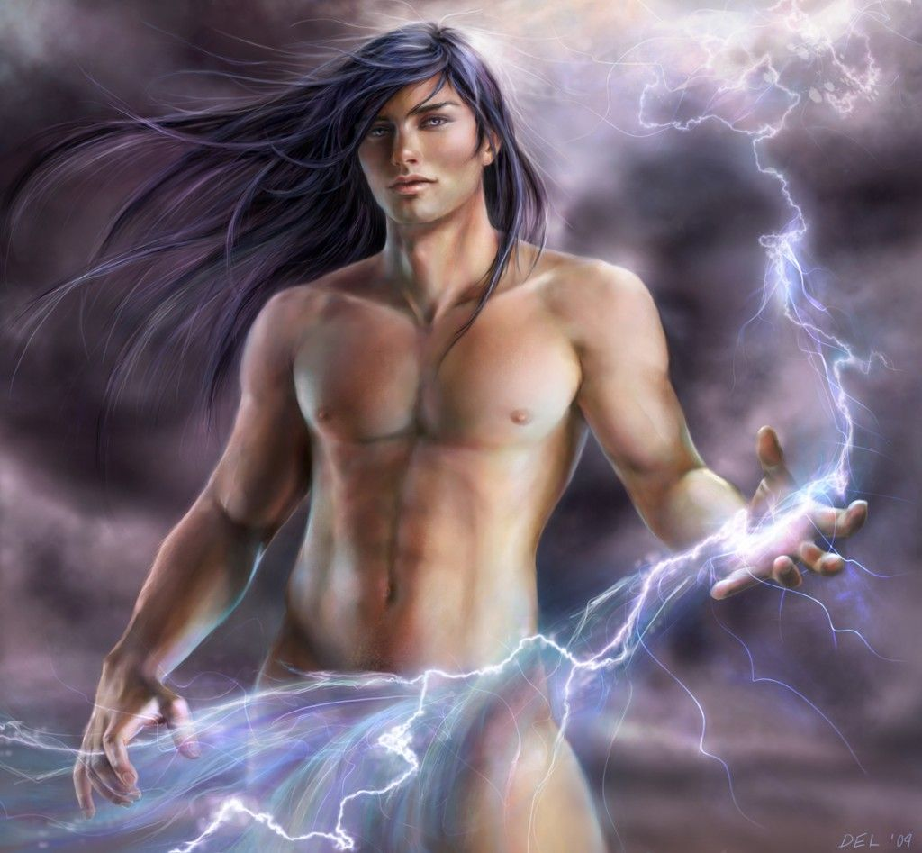 men erotic fantasy art