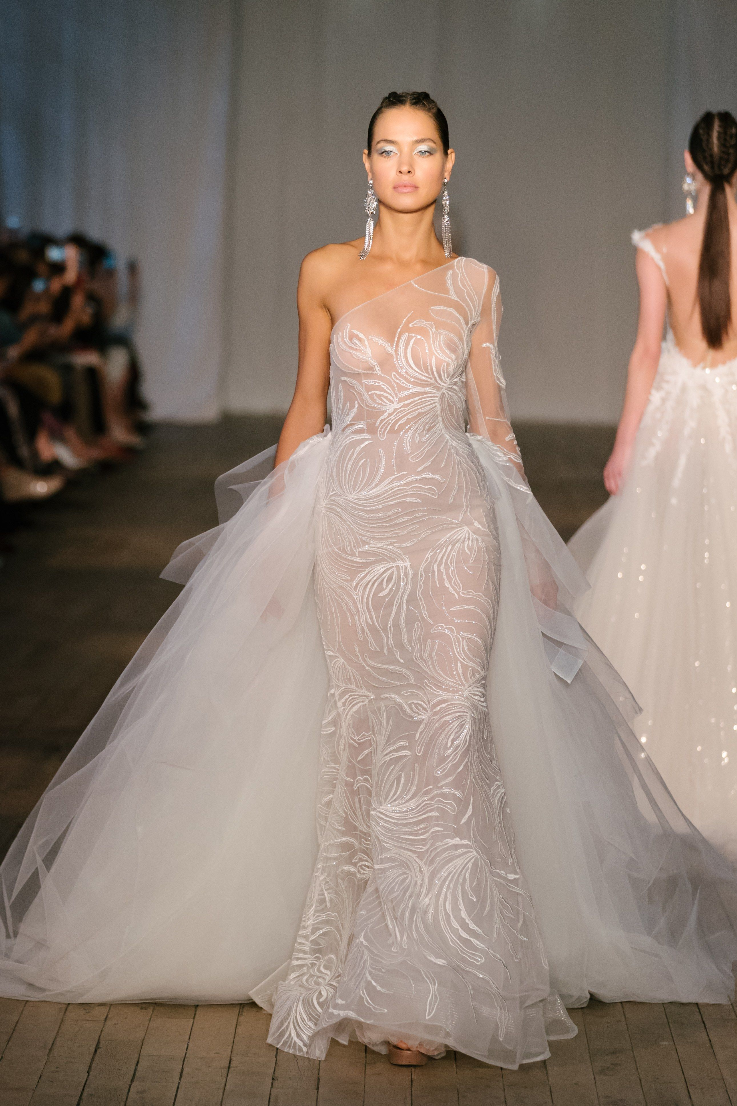 fec90d8f Berta Bridal & Wedding Dress Collection Spring 2019 | Brides | Berta ...