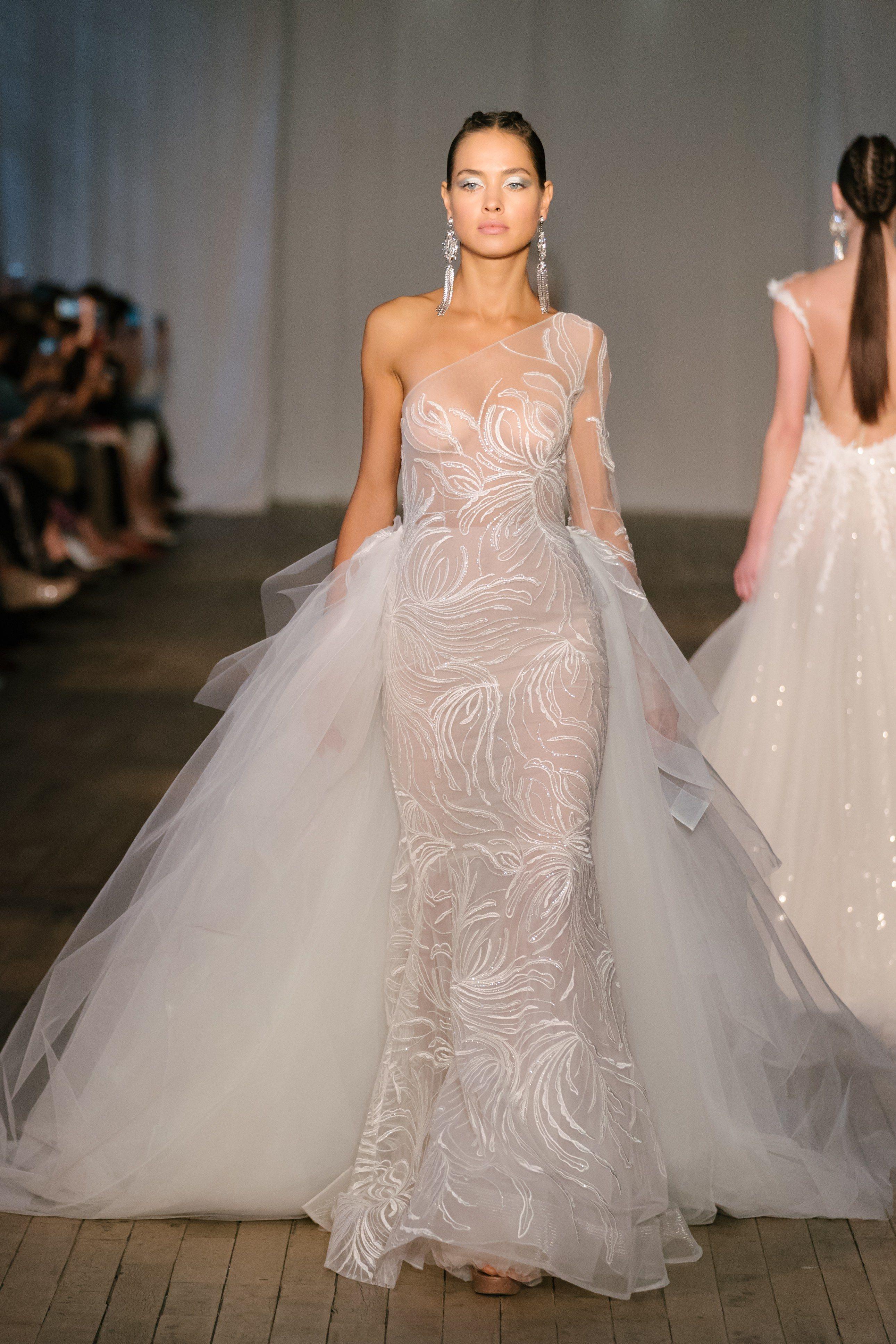 b7fcbf1fdcd Berta Bridal   Wedding Dress Collection Spring 2019