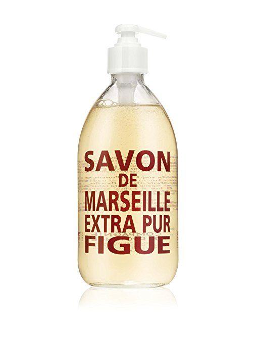 Compagnie de Provence - Liquid Marseilles Soap 16.9-oz 500-ml - Fig of Provence