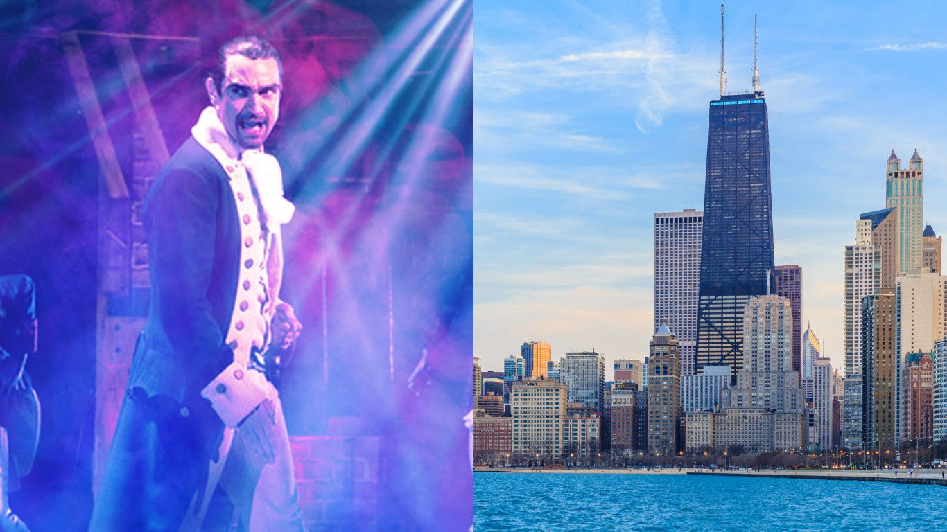 Price Drop! 3 Nights In Chicago + Hamilton Tickets From ...