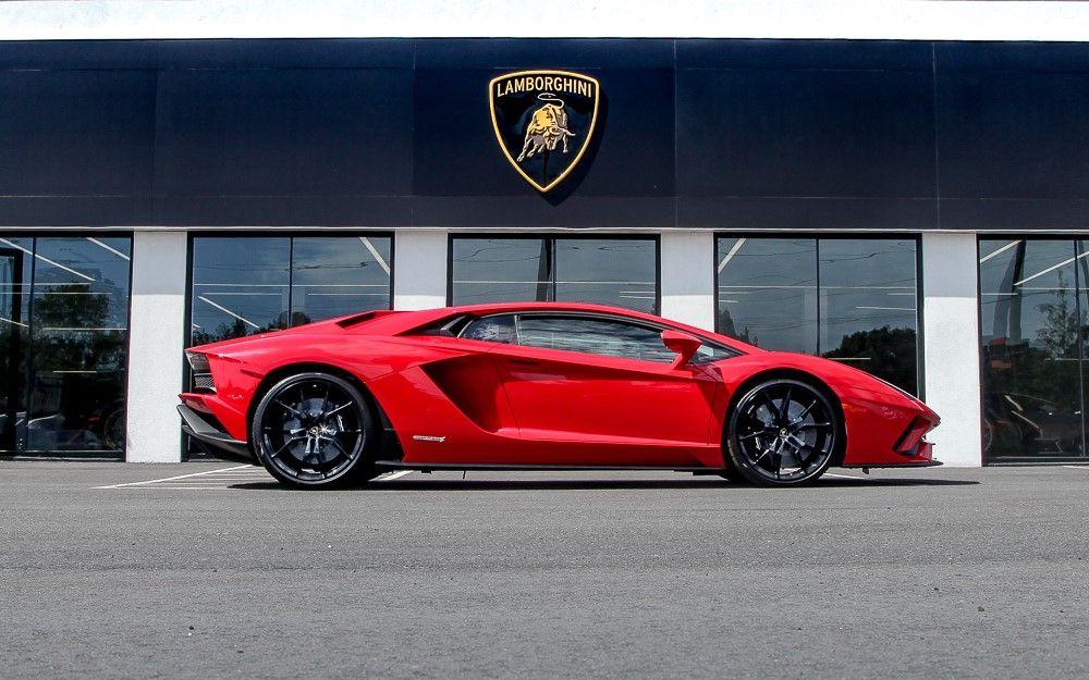 2019 Lamborghini Aventador S Coupe Lamborghini Lamborghini Aventador Coupe