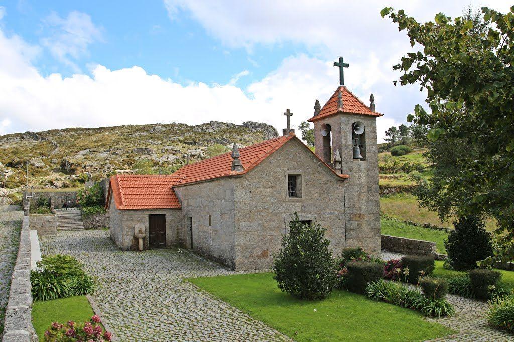 Igreja Matriz de Albergaria da Serra - Arouca