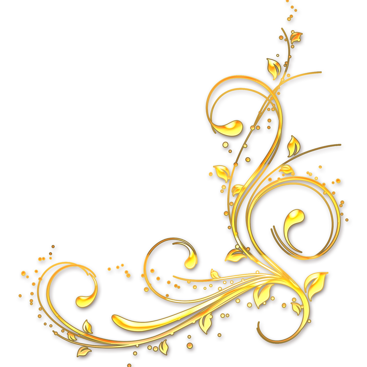 0 69aac Acf2c657 Orig Png 1200 1200 Flower Background Wallpaper Flower Illustration Gold Pattern