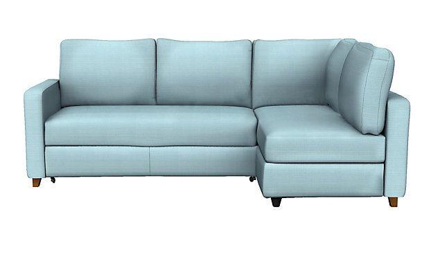 Tromso Corner Sofa Bed (Right-Hand) | Living room ideas | Sofa bed ...