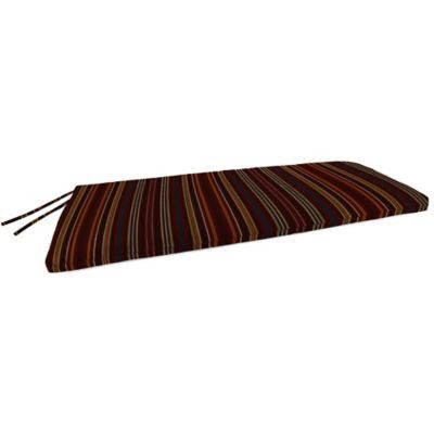 Outdoor Knife Edge Swing Cushion In Sunbrella Cultivate