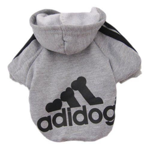 fe2ee81e5947 New Fashionable Pet Dogs Puppy Sweater Jumpsuit Winter Apparel ...