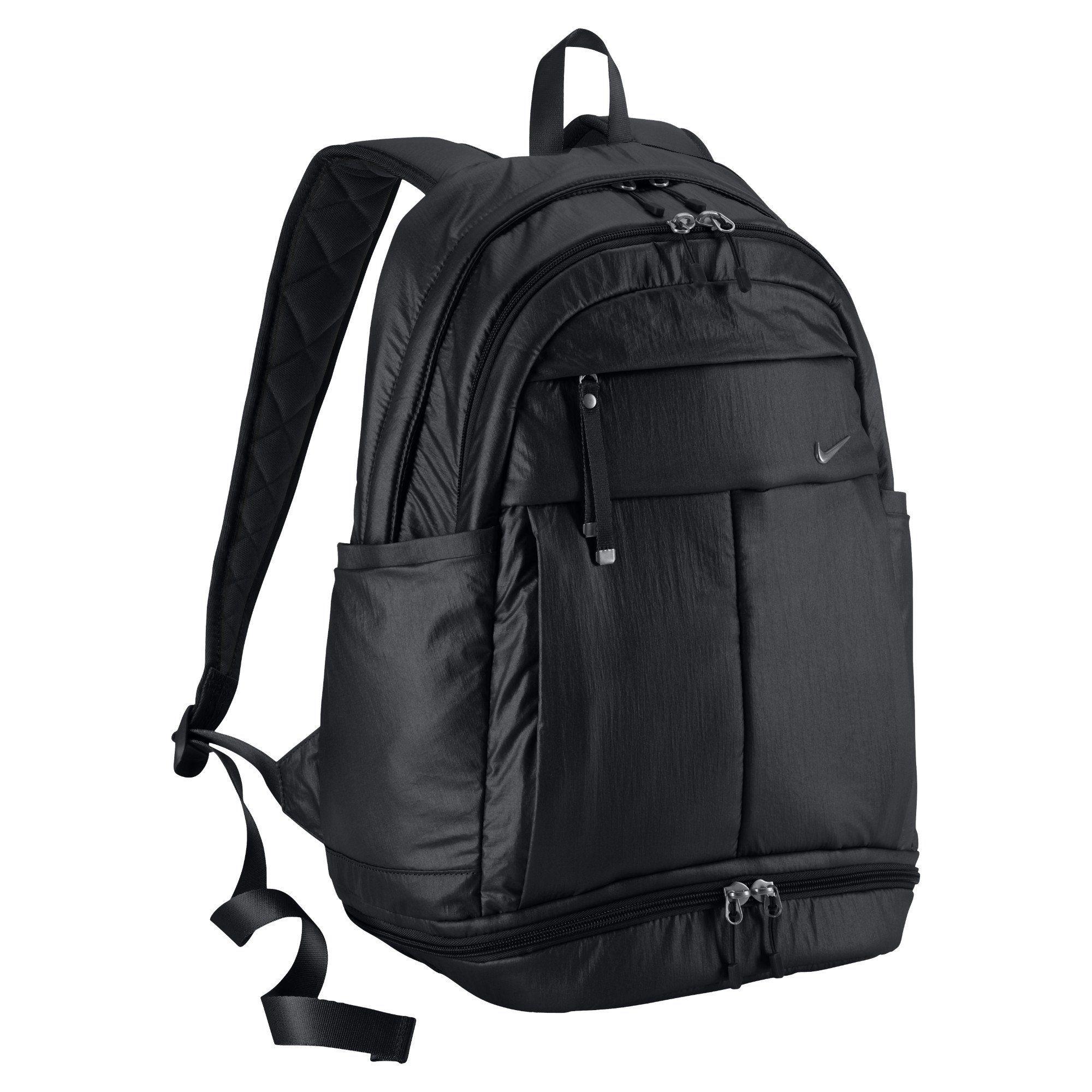 8af51cfc988 All Black Nike Bookbag- Fenix Toulouse Handball