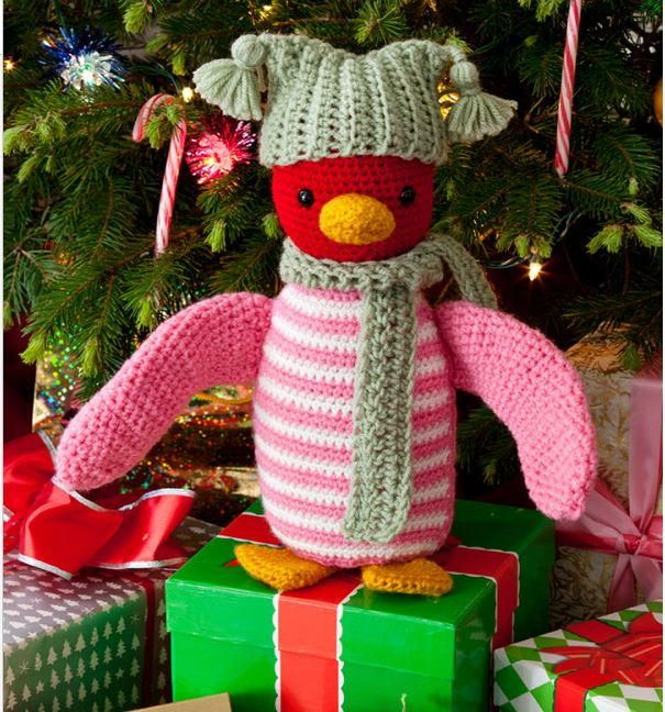 Huggable Penguin Crochet Pattern | Pinterest | Weihnachten