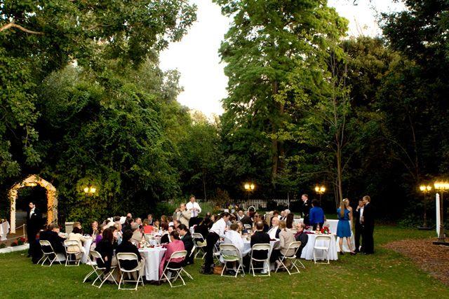 Ardenwood Wedding Reception Historic Farm East Bay Regional Park District