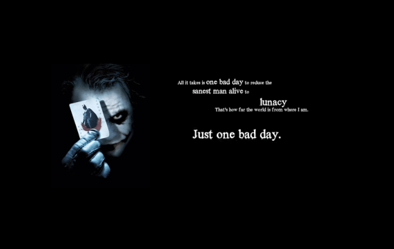 Pin by Mystic Quote on Joker Quotes from Batman Movies