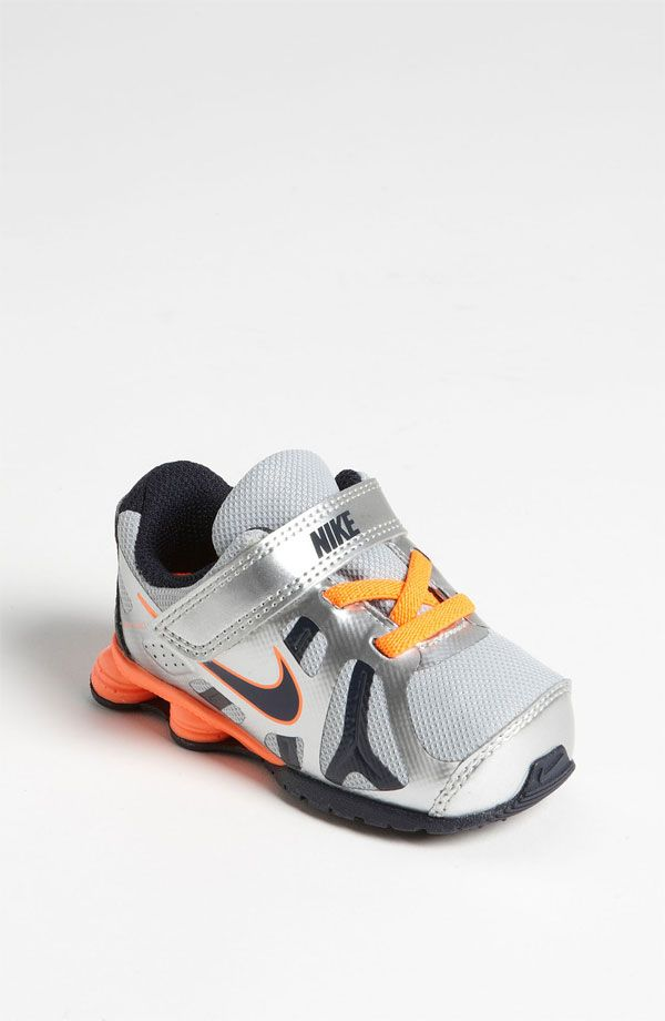new styles 220a4 e21c9 Nike 'Shox Turbo 13' Running Shoe (Baby, Walker & Toddler) | Future ...