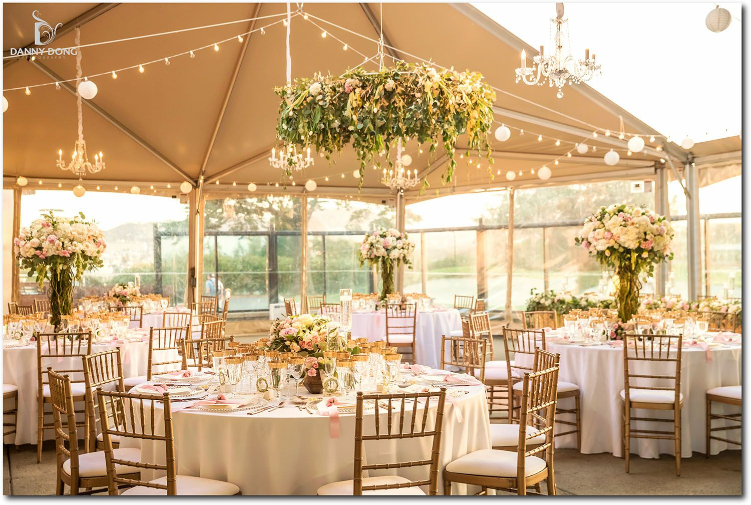 Presidio Golf Course Wedding Event Planning Styling Design Manna Sun Events Www Mannasunevents Photo By Danny Dong Photography