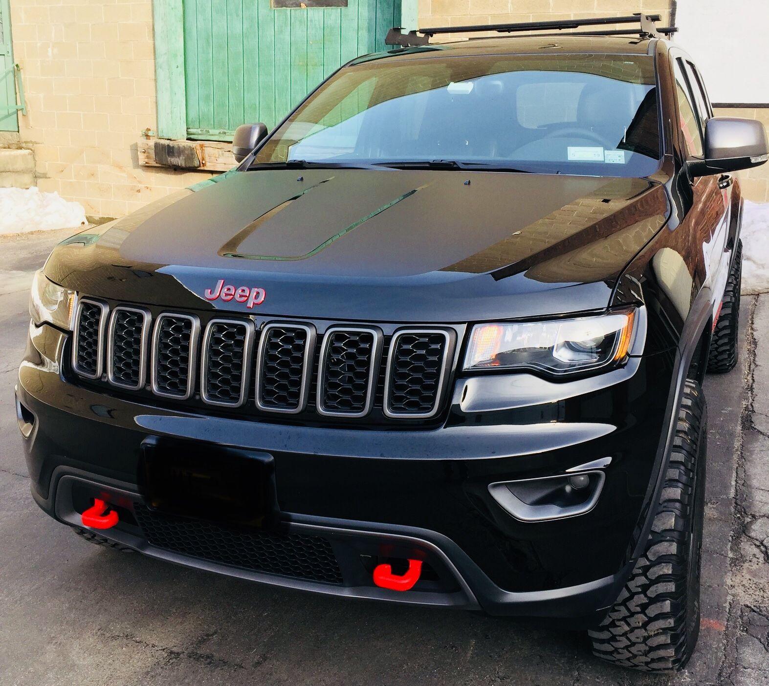 2017 Wk2 Hemi Trailhawk With Jk Wheels Jeep Trailhawk Jeep Suv Jeep Wj