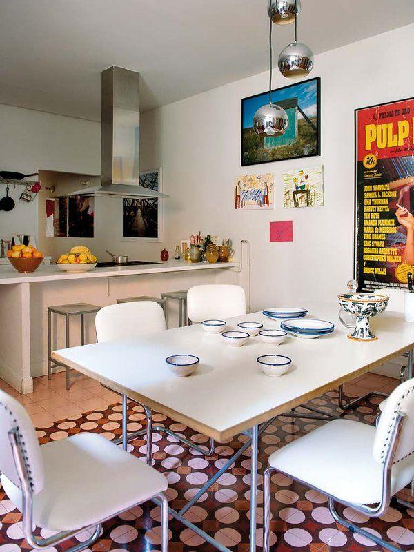 Un piso del XIX en Chueca, Madrid   Pisos vintage, Pisos ...