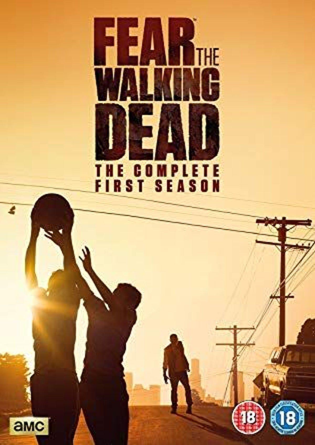 Fear The Walking Dead Season 1 Dvd On Mercari In 2020 Fear The Walking Dead Fear The Walking The Walking Dead