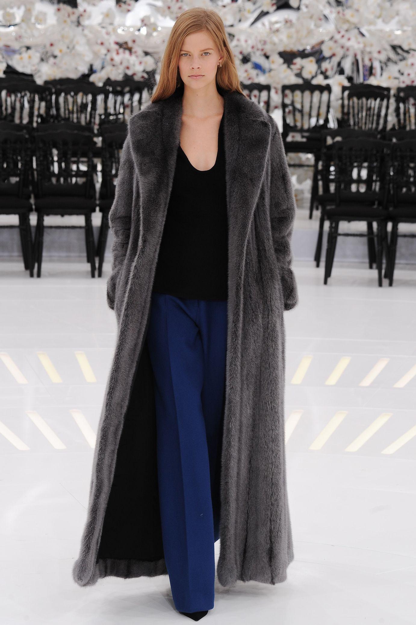 Défilé Christian Dior Automne-Hiver 2014-2015
