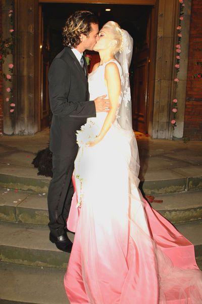 Die schönsten Brautkleider der Stars   Brautkleider, Die schönsten ...