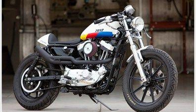 "DP Customs '99 Harley Sportster - ""Centennial"""