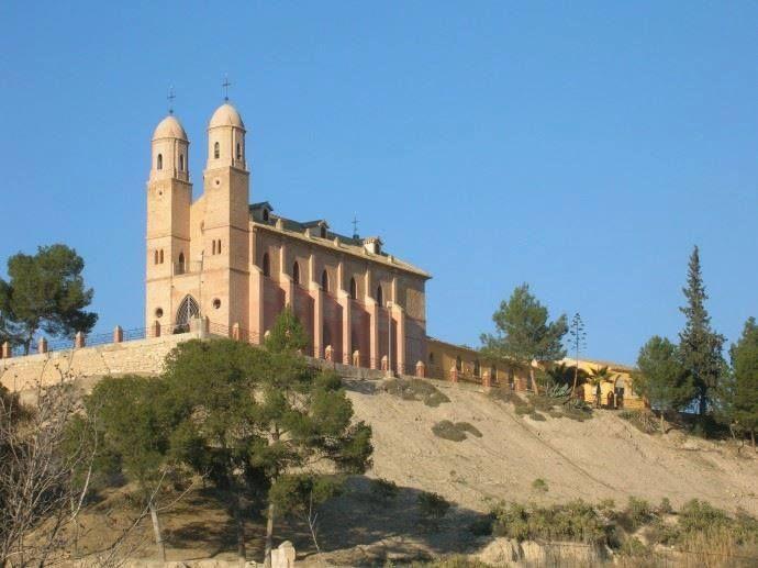 Ermita del Santo Cristo del Consuelo, Cieza, Murcia