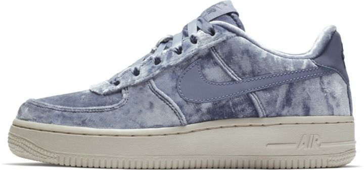 nike air force 1 velluto