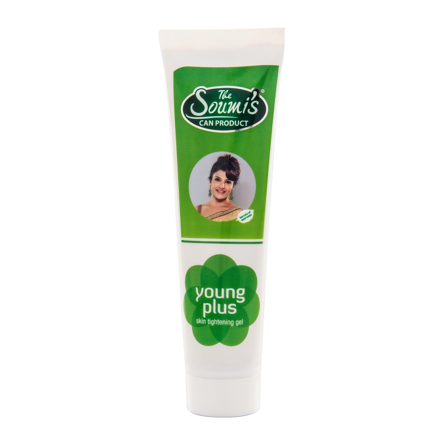 Young Plus Skin Tightening Gel 100ml Enhances The Elasticity Of Emina Bare With Me Mineral Loose Powder Gives A Younger Look Apply Evenly On Face Keeps For 5 Mints And Then Washes