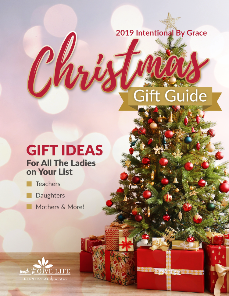Do you still worry about the Christmas gift? Here can help