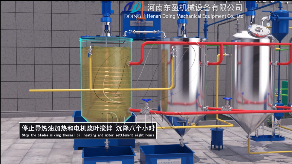 Sunflower Oil Refinery Plant Includes A Series Process Such As Degumming Neutralization Bleaching Deodorization And Dewaxing I Edible Oil Standard Oil Oils