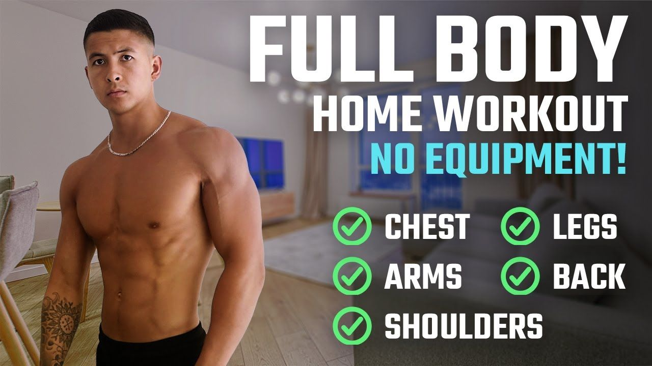 Full Body Home Workout Bodybuilding
