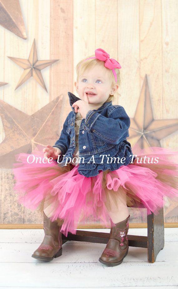 Cowgirl Cutie Tutu Newborn 3 6 9 12 18 24 by OnceUponATimeTuTus  sc 1 st  Pinterest & Cowgirl Cutie Tutu - Newborn 3 6 9 12 18 24 Months 3T 4T 5 6 8 10 ...