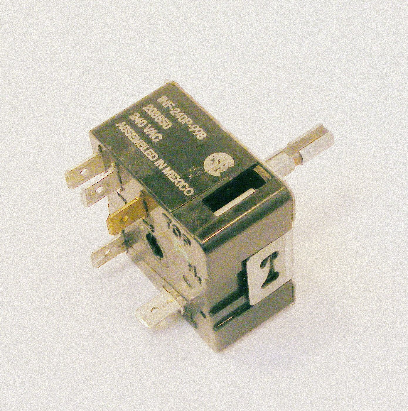 203650 240P998 Jenn Air Range Burner Switch Jenn air