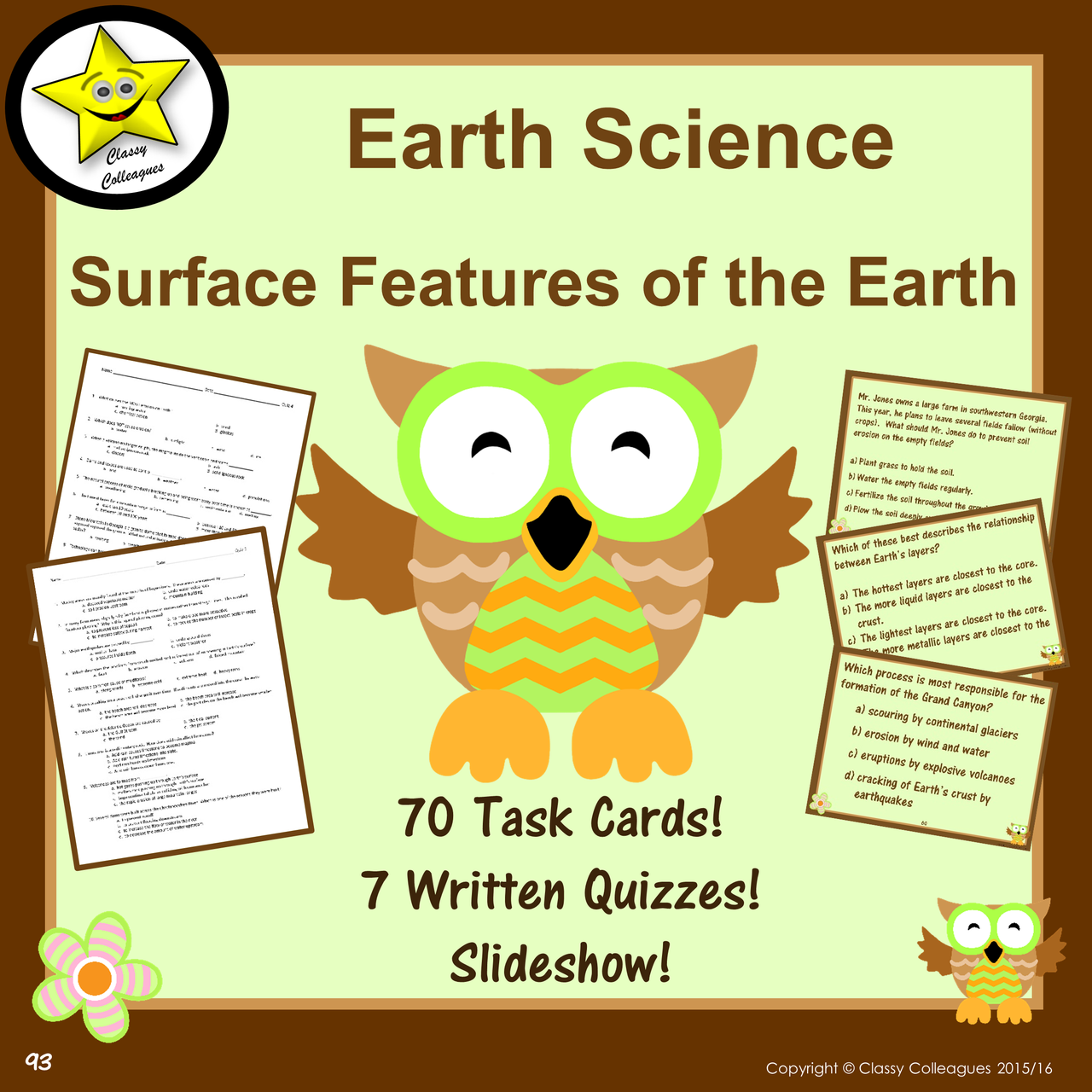 Pin On Earth Science Lessons And Activities [ 1280 x 1280 Pixel ]
