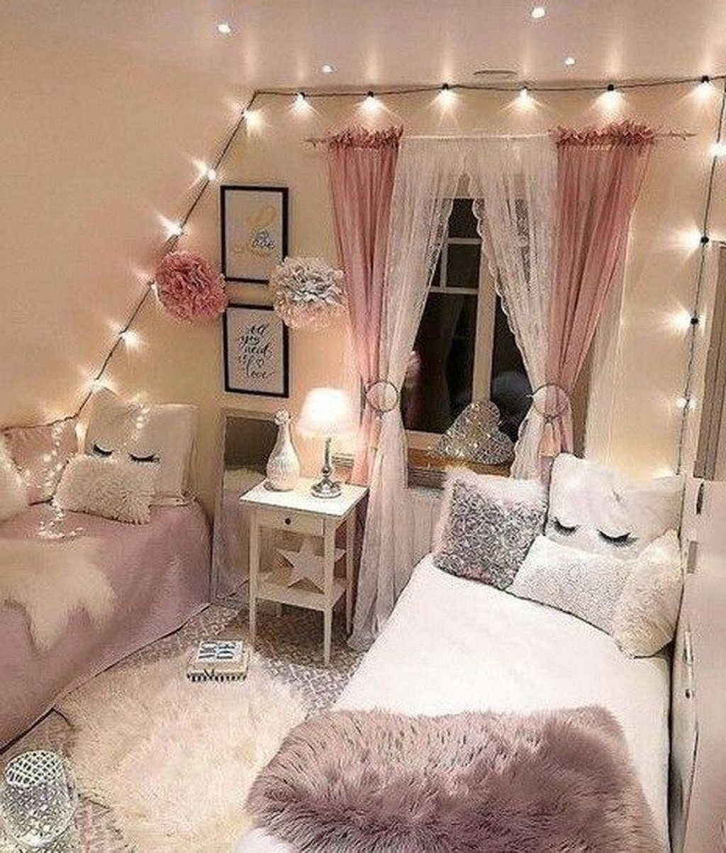 40+ Stunning Girls Bedroom Designs Ideas You Must Have images