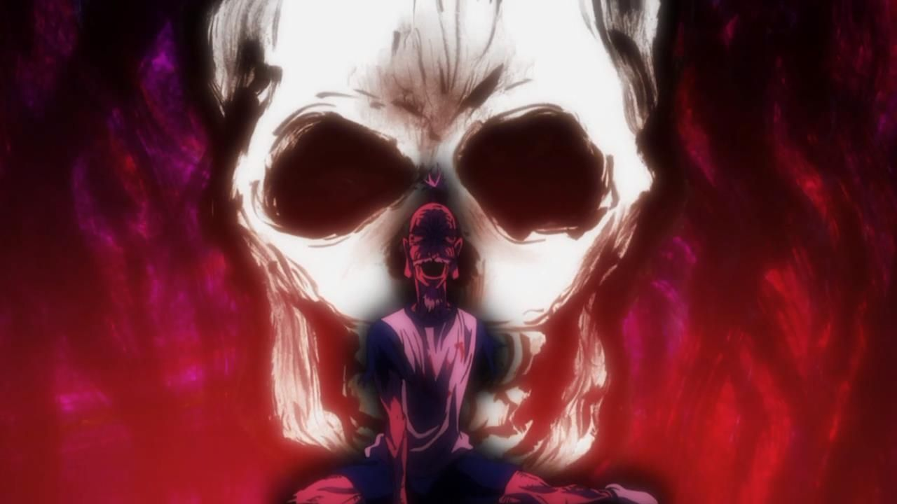 Hunter X Hunter Netero Scary Hunter X Hunter Hunter Anime Top 5 Anime