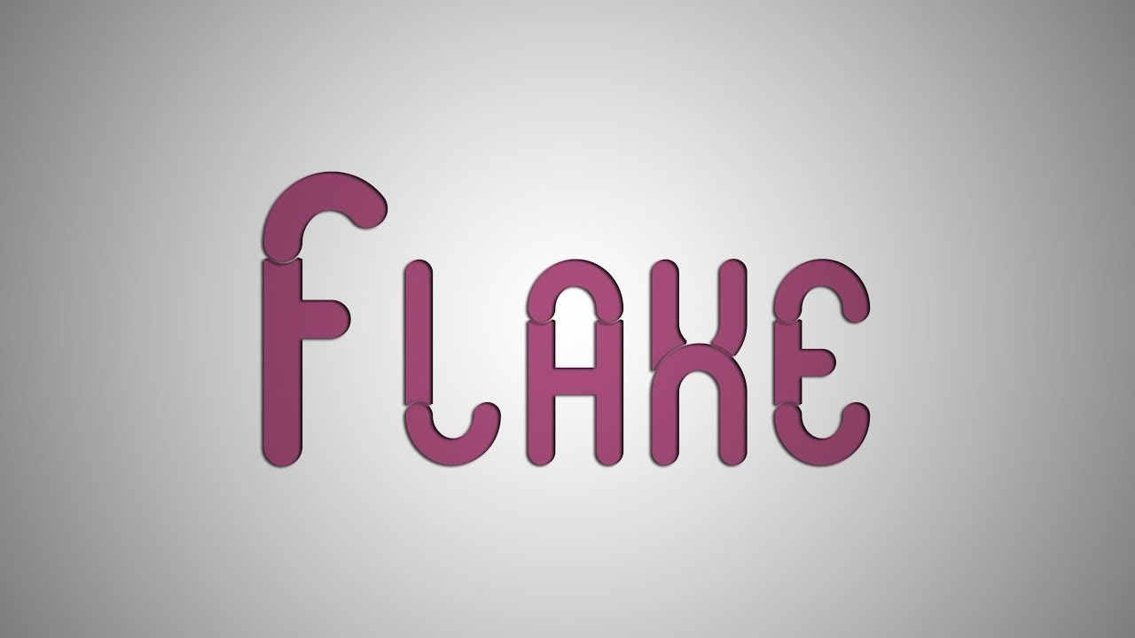 Flake Meaning Audio Video Dictionary English Dictionary