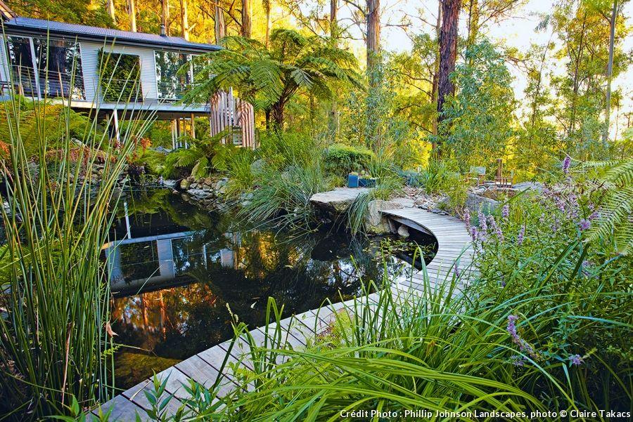 les plus beaux jardins du monde en 15 photos jardins foug res de jardin et australie. Black Bedroom Furniture Sets. Home Design Ideas