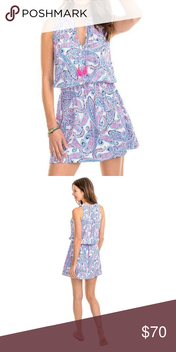 26e3b9745412 Southern Tide Annabel Dress - Ocean Channel Refreshing as a breeze off the  coast