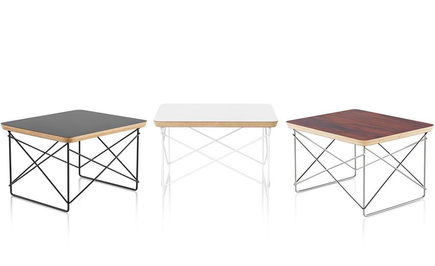 Eames Reg Wire Base Low Table