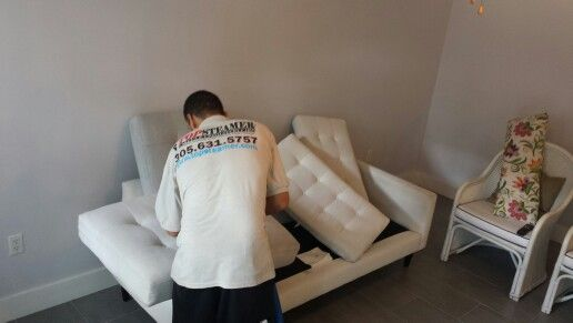 Sofa Cleaning Services In Miami Http Www Topsteamer Upholstery