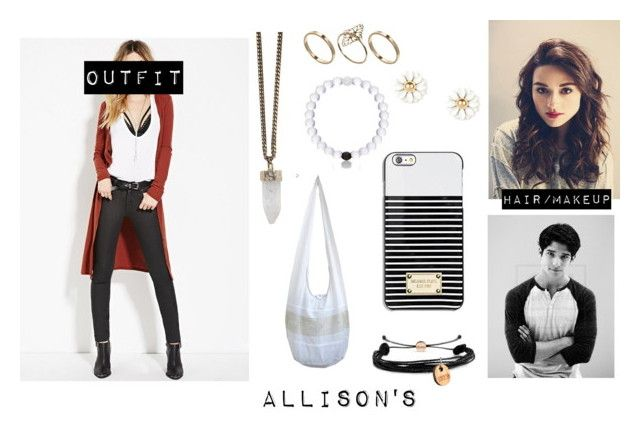 """""""SCHOOL DAY (Bad Blood)"""" by inxzrose on Polyvore featuring Forever 21, Domo Beads, Givenchy, ASOS and Michael Kors"""