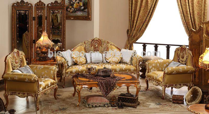 Sala de estar cl sica elegante buscar con google salas - Muebles de salon antiguos ...