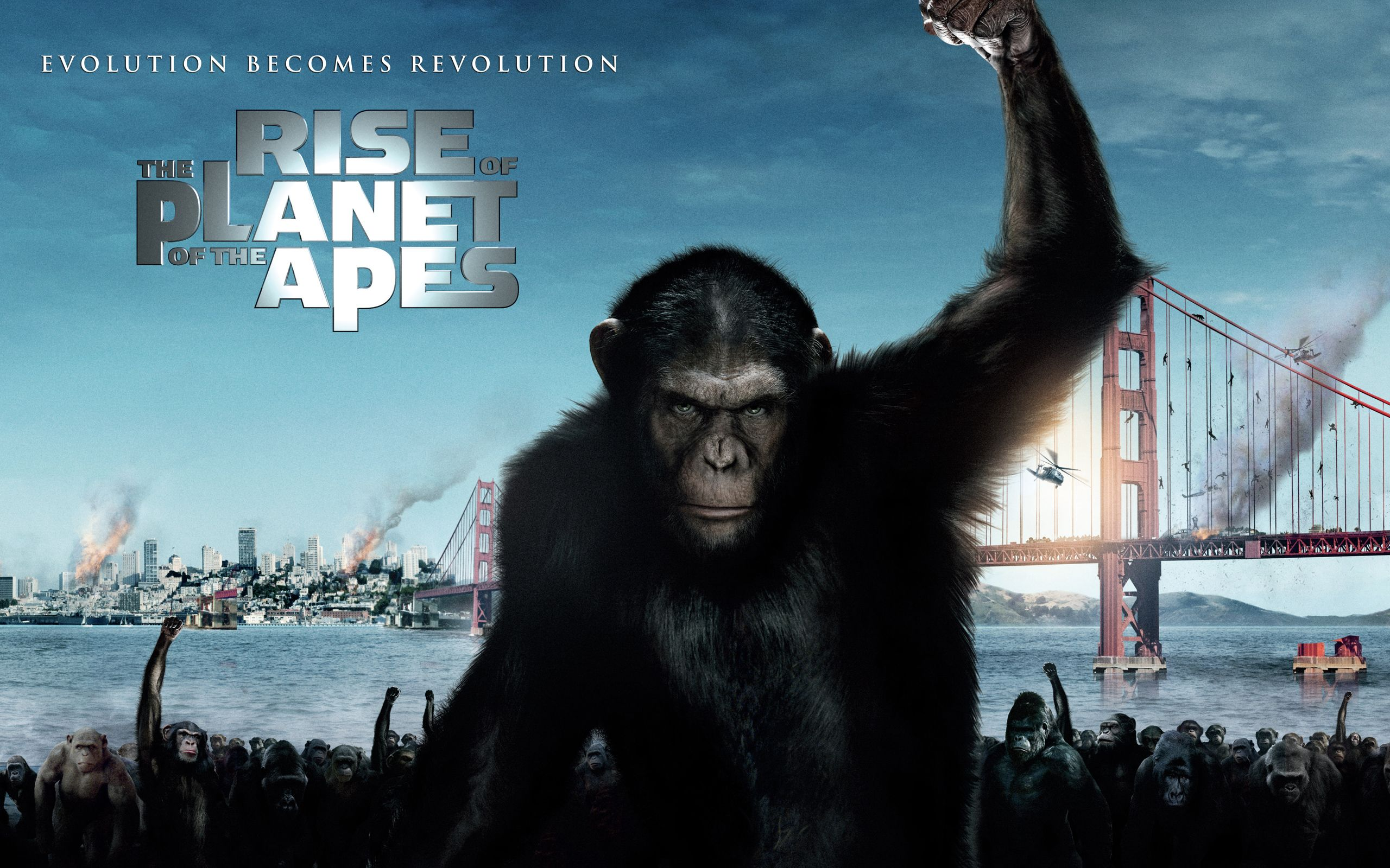 Rise Of The Planet Of The Apes Original Ending Revealed Planet