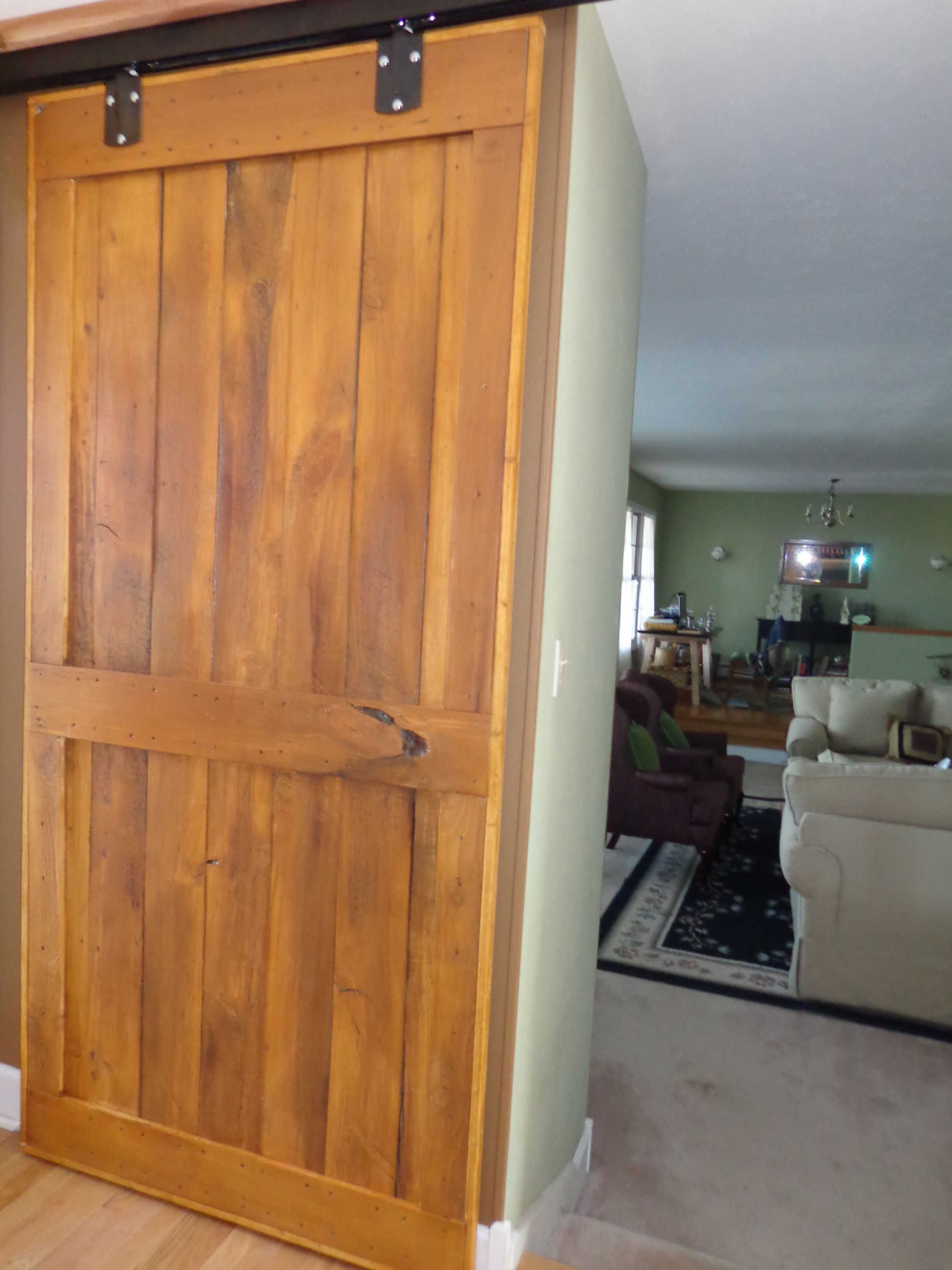 Pin By Judy Barnett On For The Home House Barn Door Luxury House Designs