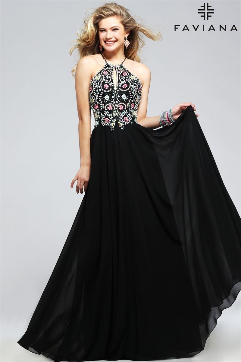 Faviana S7720 Dress | Faviana Dresses | Pinterest | Prom, Dress prom ...