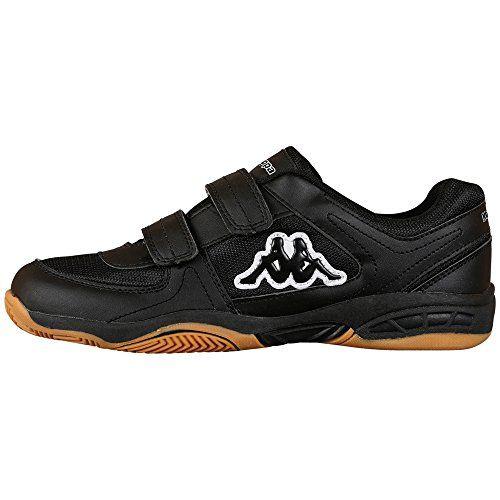 Kappa CABER T Footwear Teens - zapatilla deportiva de material sintético infantil, color blanco, talla 37