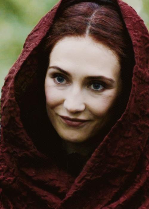 Game of Thrones Melisandre Actress Melisandre #Melisandre ...