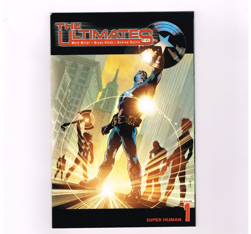 ULTIMATES 1-13 Complete Modern Age series by Mark Millar & Bryan Hitch! NM  http://www.ebay.com/itm/ULTIMATES-1-13-Complete-Modern-Age-series-Mark-Millar-Bryan-Hitch-NM-/301055307571?roken=cUgayN&soutkn=wQwMhO