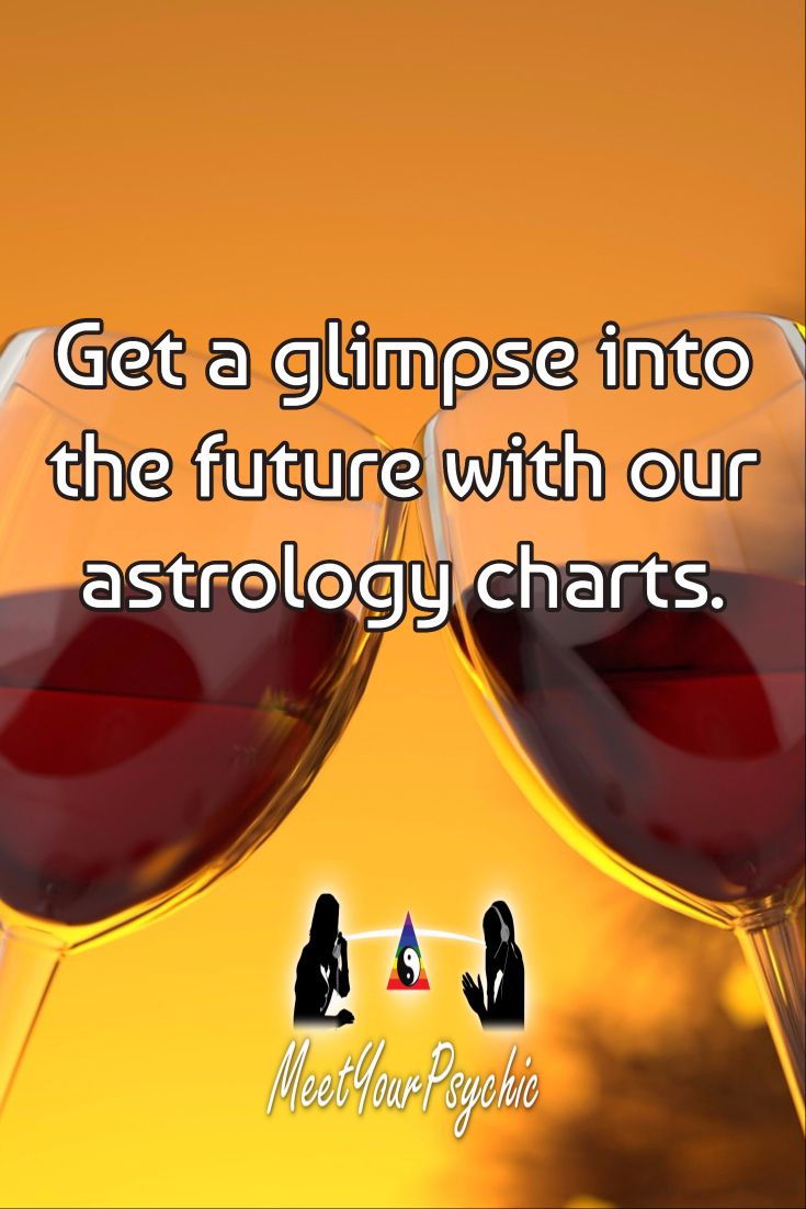 Get a glimpse into the future with our astrology charts psychic astrology chart nvjuhfo Image collections