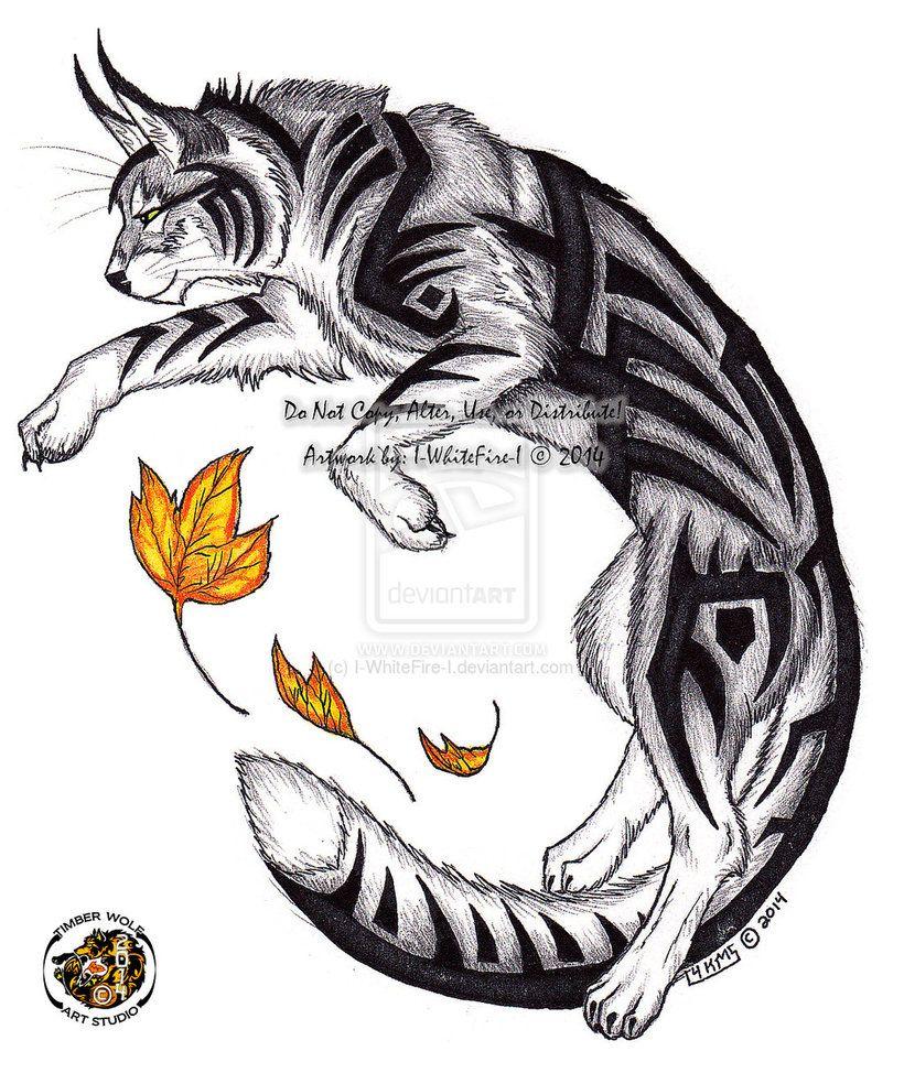 Lynx, Tattoo And