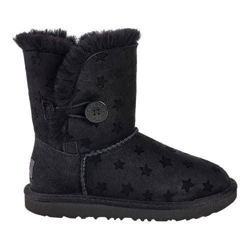 8fb038e93aa Children's UGG Bailey II Button Stars Ankle Boot Twinface | Products ...